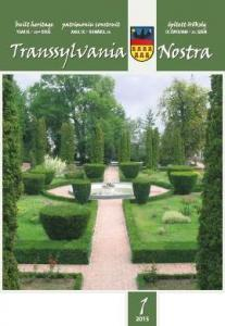 Revista Transsylvania Nostra Nr. 1/2015