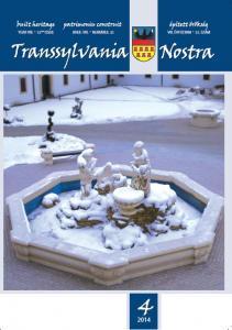 Revista Transsylvania Nostra Nr. 4/2014